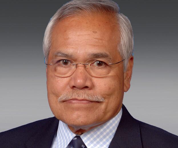 Reynaldo P. Madrinan, M.D., F.A.C.S.